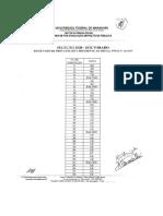 Resultado da Prova Escrita Doutorado - Seleção 2020-Pós-recurso