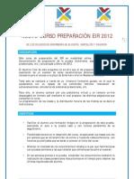 Dossier curso preparación EIR 2012