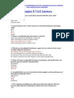 CCNA 1 Chapter 8 V4.0 Answers 2011