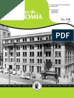 TENJO Y CIA-Los ciclos de la inversion y su financiamiento en Colombia (1)