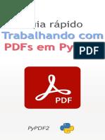 Guia sobre Trabalhar com PDFs Python