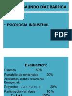 Tema I Introducción Psicologia Industrial