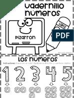 Cuadernillo Numeros 1 Al 20