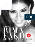 Rima Fakih The Arab-American Dream