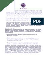 difinicion e-business