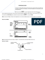 Curso Calculadoras HP-Modulo I