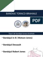 MC 5 - BANDAJE TORACO-BRAHIALE