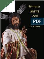 Programa Semana Santa Los Realejos 2011