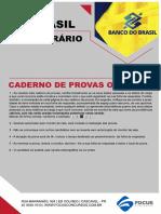 1284 - Escriturario Banco Do Brasil Simulado 2