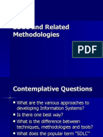 0 H1 SDLC and methodologies
