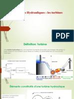Turbines Hydrauliques