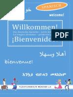 Fluechtlingshilfe Deutschheft Spanisch