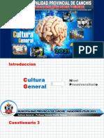 004 Cultura General - Realidad Nacional