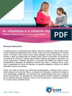 As Vitaminas e o Sistema Imunolc3b3gico
