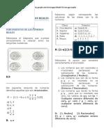 MÓDULO 3 Representaciones Simbólicas y Algoritmos