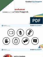 Modul 1.3 (Penyamaan Persepsi) CGP Angkatan-2