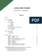 Padel Rules