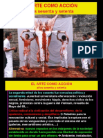 38.-EL ARTE COMO ACCIÓN
