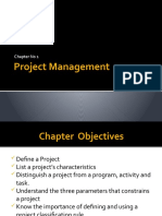 Project Management Chapter No 1 97-2003 format