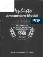 Mephisto Amsterdam De