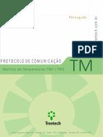 Protocolo de comunicação TM V4.16 - 2.00-pt