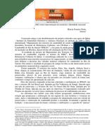 NETTO, Marcia Ferreira. Os Terreiros de Candomblé Como Representação Da Memória e Identidade Nacional [2011]