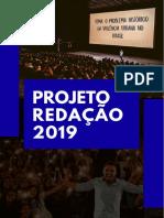 Projeto Redação-Prof Vinicius Oliveira