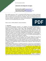 DFSS Prata R F Fundamentos do design for six sigma