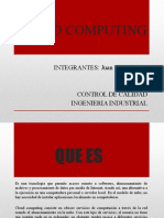 Expo Cloud Computing