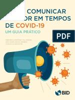 Como Comunicar Melhor Em Tempos de COVID 19 Um Guia Pratico