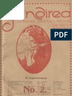 Gândirea, an I, nr. 2, 15 mai 1921