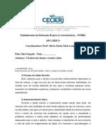 F2 - AD1 2020-2