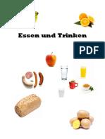 German Worksheets Essen Und Trinken Eating Drinking FREE Food and Ordering Conversation Cards