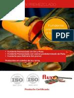 Fundente Premezclado Brochure