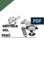 Historia Del Peru 2do Año