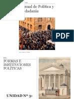 El Estado - Política y Ciudadanía