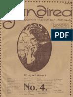 Gândirea, an I, nr. 4, 15 iunie 1921