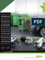 Valeo Wiper Motor Catalogue