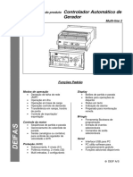 Data sheet AGC port