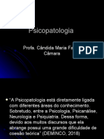 Aula 02 - Psicopatologia - Definições, Conceitos, Teorias e Práticas - Deminco