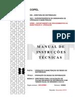 MIT 160802 v09 - DIRETRIZES PARA LOCALIZAÇÃO DE FALHAS EM REDES DE DISTRIBUIÇÃO COM TENSÃO IGUAL OU INFERIOR A 34,5 kV