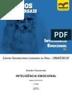 Estudos Transversais IV - Inteligência Emocional (1)