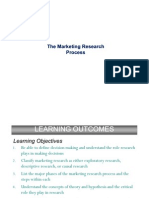 International Marketing Research , Research Process