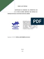 UFF - Monografia - Resíduos de Antibióticos