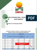 Seminário Internacional- Saúde, Trabalho e Ação Sindical - 05246 [ E 1 ]