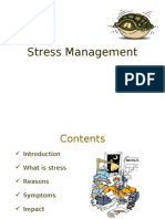 Stress Management - ppt