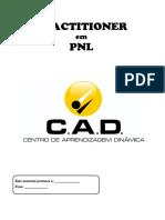 Apostila Practitioner Cad 2015