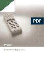 catalog 2007 -AA703