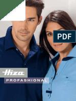 Hiza Klinikbeklædning 2011 katalog