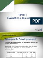 Cours 2 - Triangles de Developpement (1)